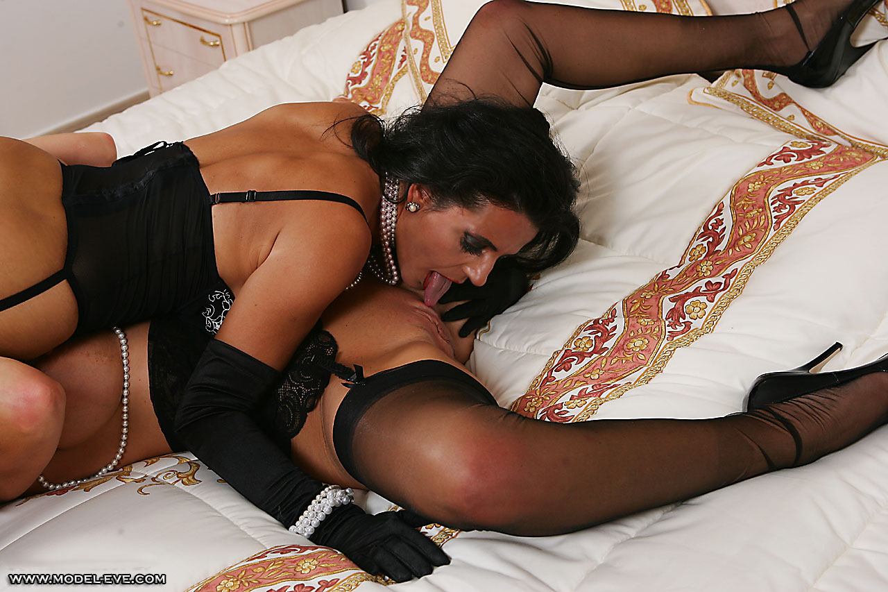 Webmasters Lesbian Pantyhose 41
